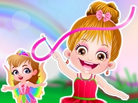 "Game""Baby Hazel Fairyland Ballet"""