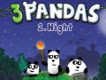 "Žaidimas""3 Pandas 2. Night"""