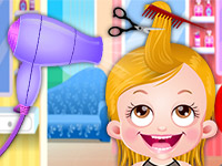 "Game""Baby Hazel Hair Day"""