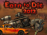 "Игра""Earn to Die 2012"""