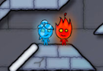 "Game""Fire Boy and Water Girl 4"""