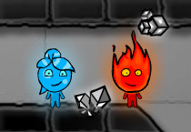 "Game""Fire Bboy and Water Girl Crystal Temple"""