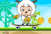 "Game ""Gold Coin Slide"""