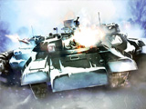 "Игра""Winter Tank Strike"""