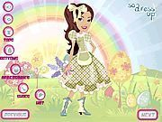 "Game""Happy Easter Girl"""