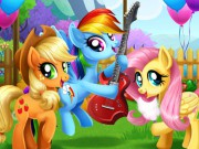"Spēle""My Little Pony Farm Fest"""