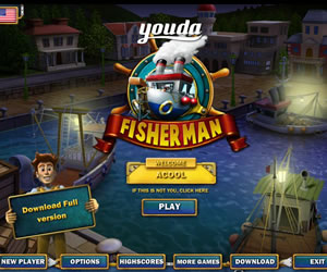"Game ""Youda Fisherman"""
