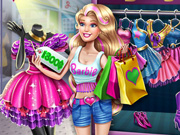 "Spēle ""Barbie Realife Shopping"""