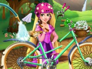 "Game""Girls Fix It - Rapunzel's Bicycle"""
