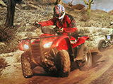 "Game""ATV Desert Run"""