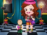 "Game""Baby Hazel Photographer Dressup"""