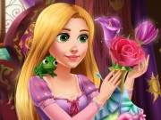 "Игра""Rapunzel's Crafts"""