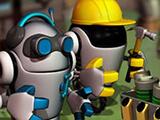 "Game""Robots Continue Work"""