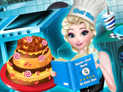 "Game""Elsa Sweet Shop"""