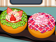 "Game""Cooking Frenzy: Homemade Donuts"""