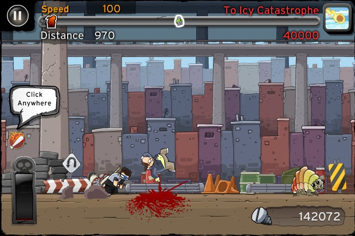 "Game""Berzerk Ball 2"""