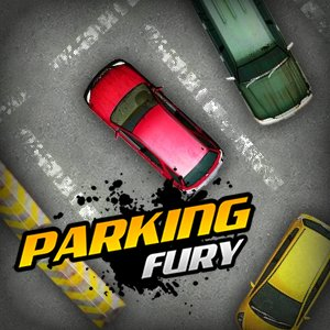 "Spēle""Parking Fury"""