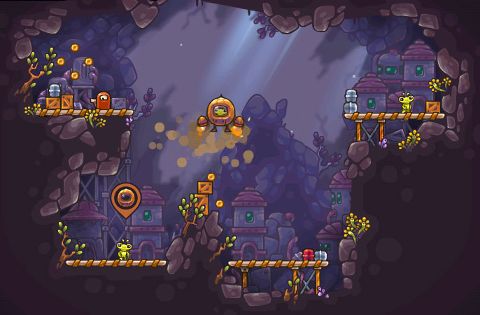 "Game""Alien Transporter"""