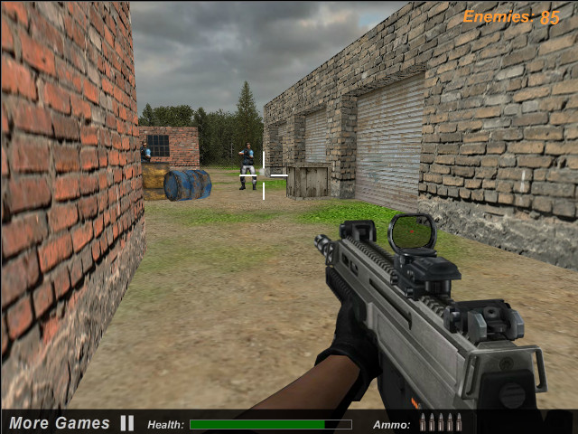 "Game""Bullet Fire"""