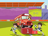 "Game""Euro Soccer Bus Parking"""