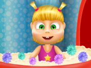 "Game ""Masha Bubble Bath"""
