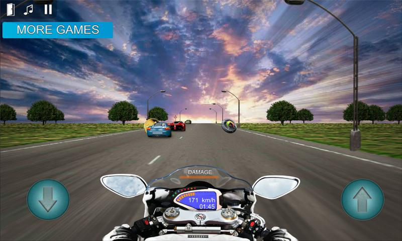 "Game""3D Speed Bike"""