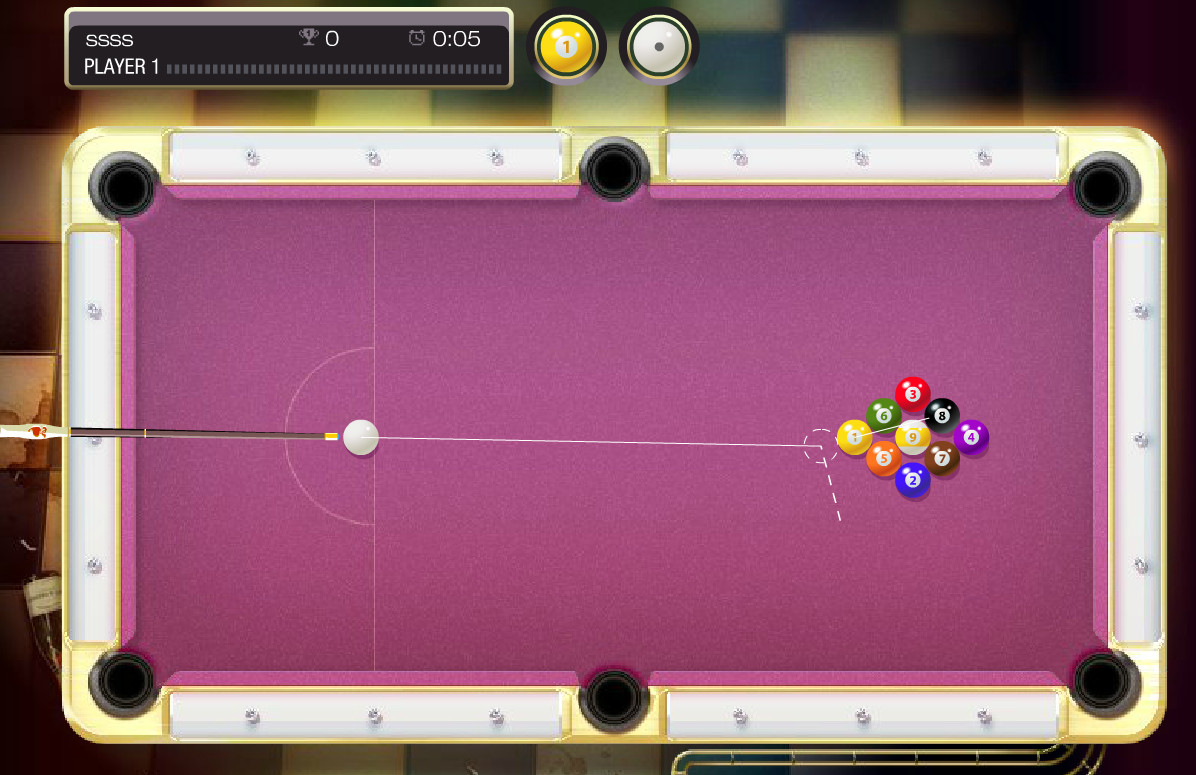 "Game""Deluxe Pool"""