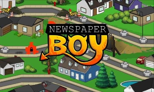 "Game ""Newspaper Boy Saga"""