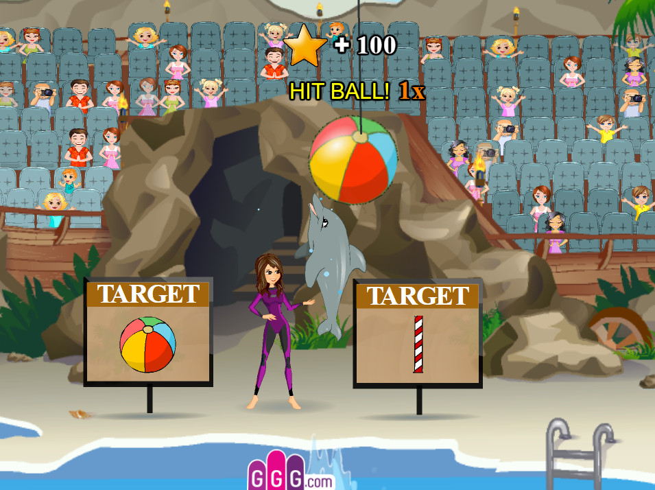 "Game""My Dolphin Show 2"""