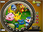 "Game ""Pokemon Hidden Alphabets"""
