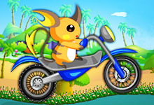 "Game""Pokemon Bike Adventure"""