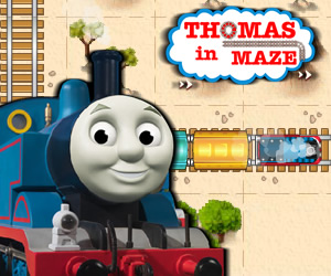 "Game""Thomas In Maze"""