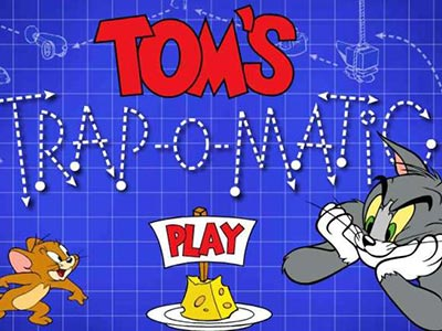 "Game""Toms Trap O Matic"""