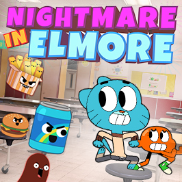 "Game""Nightmare In Elmore"""