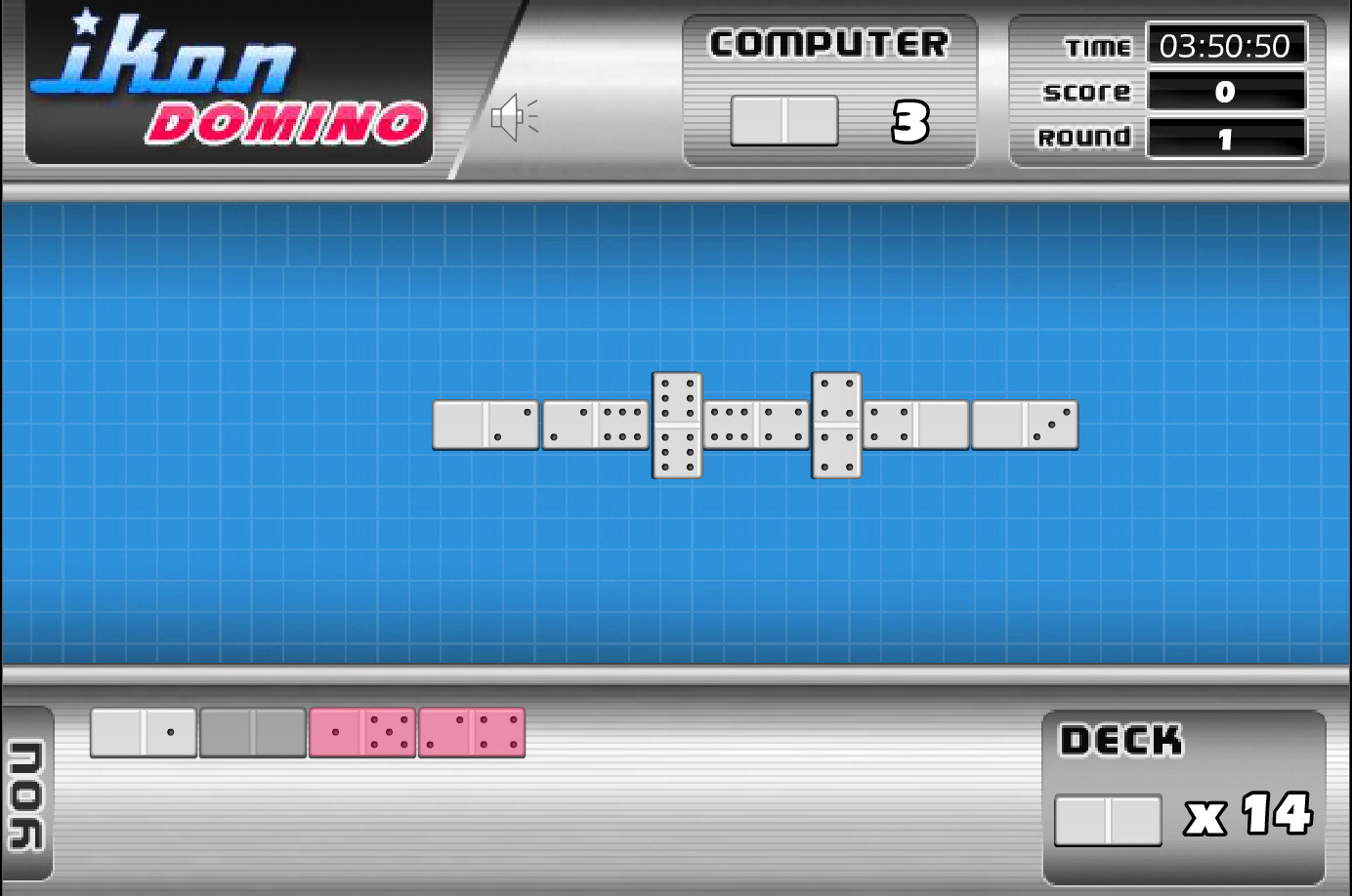 "Game ""Ikon Domino"""