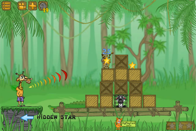 "Game""Giraffe Hero"""