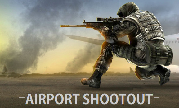 "Game""Airport Shootout"""