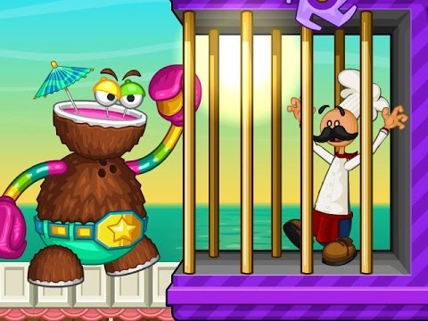 "Game ""Papa Louie 3"""