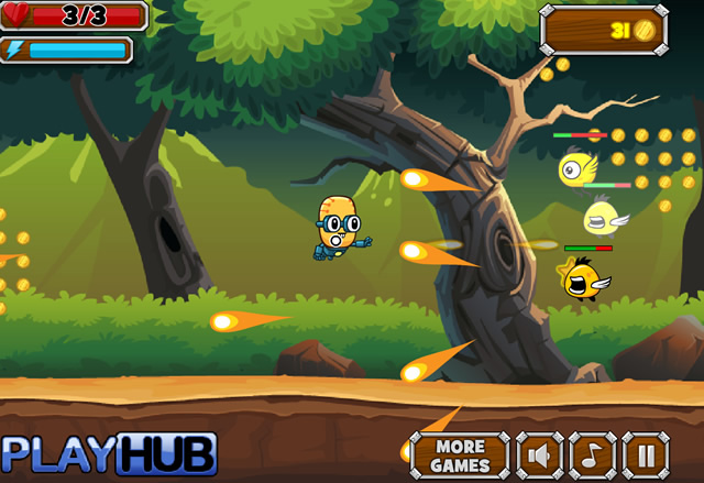 "Game""Heroes In Super Action"""