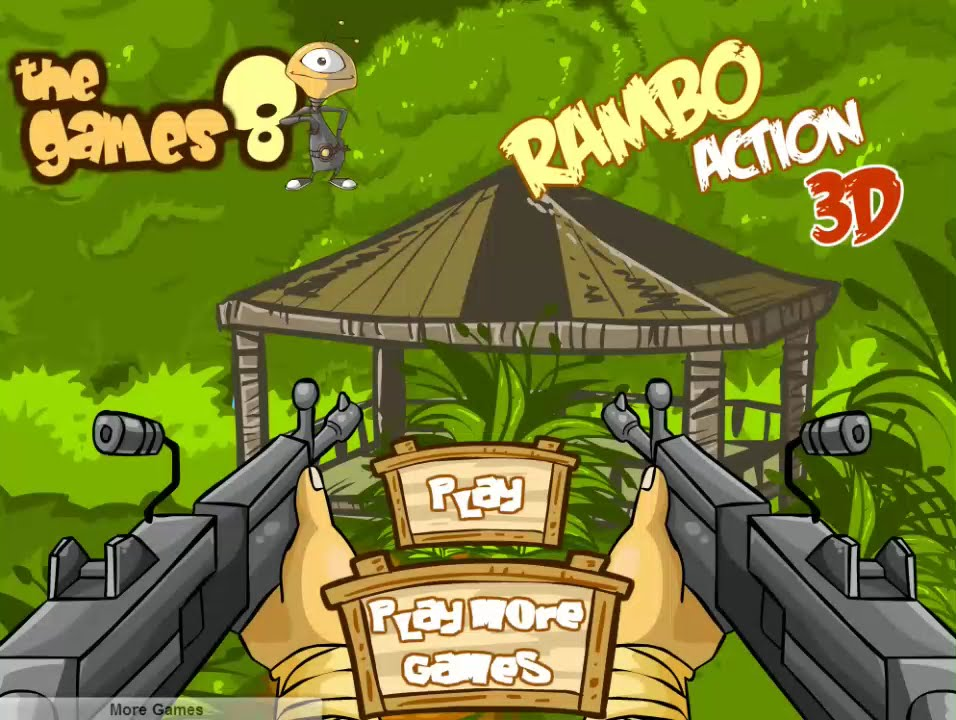 "Game""Rambo Action 3d"""