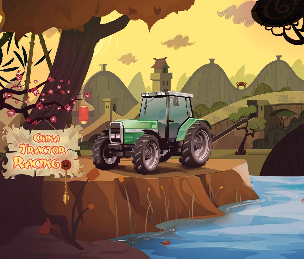 "Game""China Tractor Racing"""