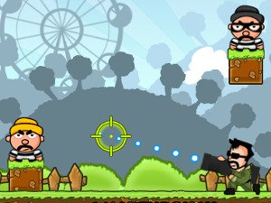 "Game""Bazooka Trooper"""