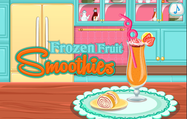 "Игра""Frozen Fruit Smoothies"""