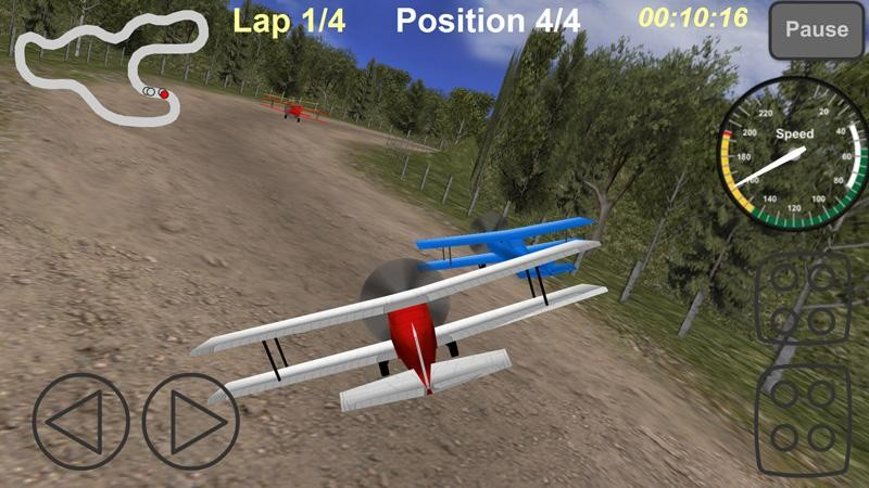 "Game""Plane Race 2"""