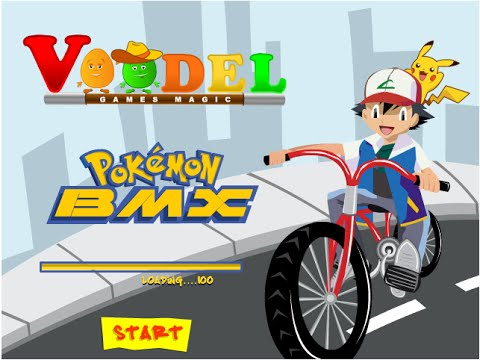 "Game""Pokemon Bmx"""