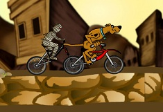 "Game ""Scooby Bmx"""