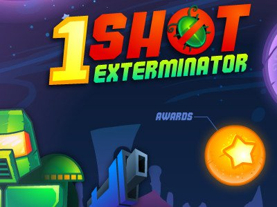 "Game ""One Shot Exterminator """