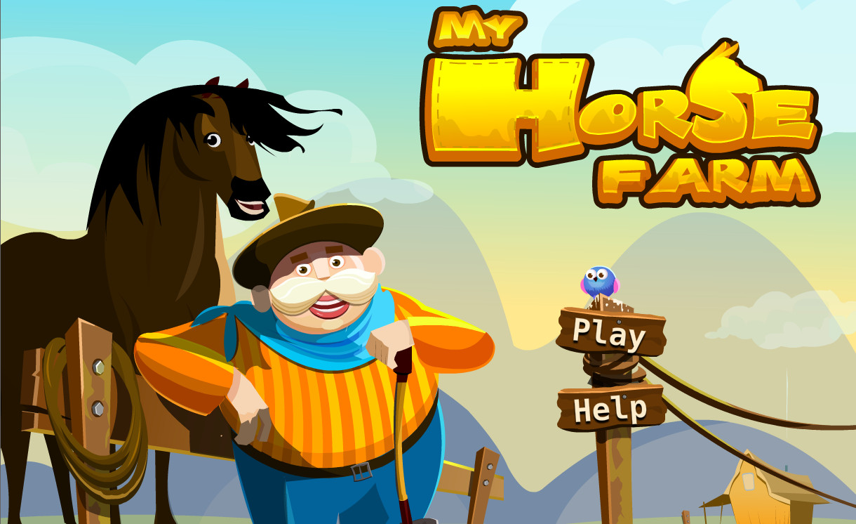 "Game""My Horse Farm"""