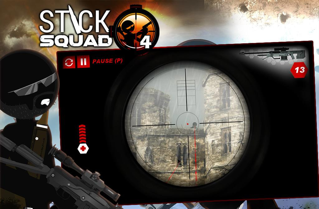 "Game""Stick Squad 4"""