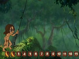 "Game""Tarzan Swing"""
